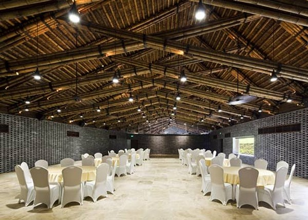 Dailai Conference Hall by Vo Trong Nghia4