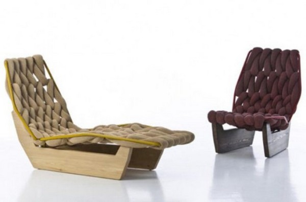 Biknit Chaise Lounge
