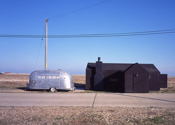 Black Rubber Beach House